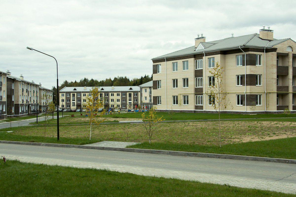 Дома кленовый квартал
