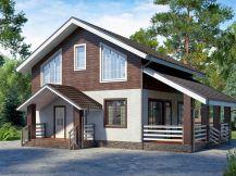 Готовый дом № 206